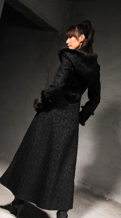 Manteau femme grossesse